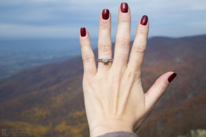 Ring on Mountain WL